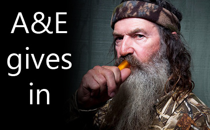 Home Search results for Does Phil Robertson From Duck Dynasty Smoke