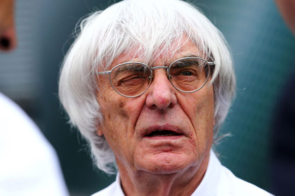 Can F1 Be Saved From Bernie Ecclestone?