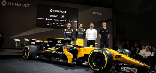 renault f`1 2017