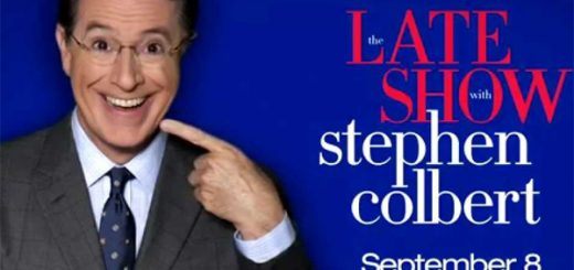 stephen colbert late show tv show