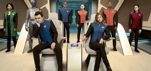 seth mcfarlane's the orville