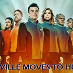Sign Of The Times:  Orville Moves To Hulu